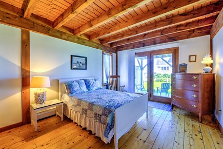 Sandwich, Town Neck Cape Cod vacation rental - Bedroom on Lower level