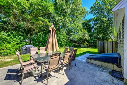 East Sandwich Cape Cod vacation rental - Yard and Patio