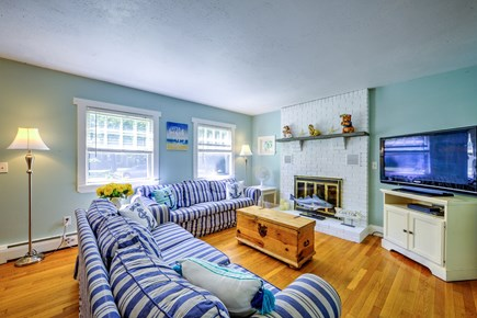 East Sandwich Cape Cod vacation rental - Another view of Living room