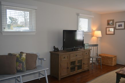 Popponesset Cape Cod vacation rental - TV with cable/DVR