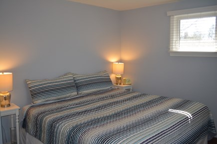 Mashpee, Popponesset Cape Cod vacation rental - Main floor Master - New comfortable memory foam king bed