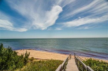 Mashpee, Popponesset Cape Cod vacation rental - Just steps to Private sandy level beach