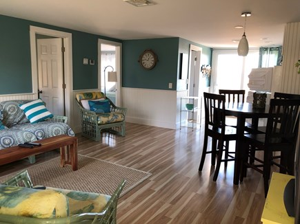 West Yarmouth Cape Cod vacation rental - Wide Open Living and Dining