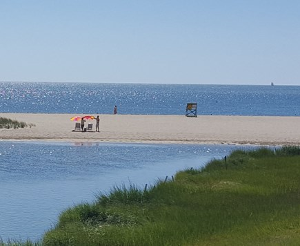 Chatham Cape Cod vacation rental - Ridgevale Beach a minute away from the cottage