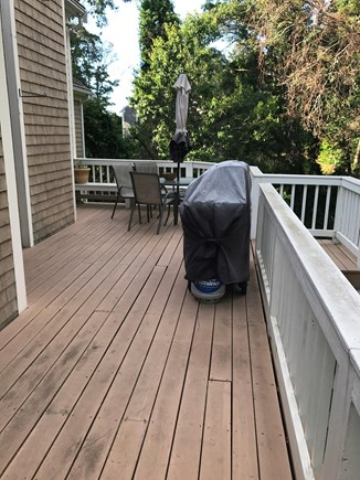 Barnstable, Centerville Cape Cod vacation rental - Deck & gas grill