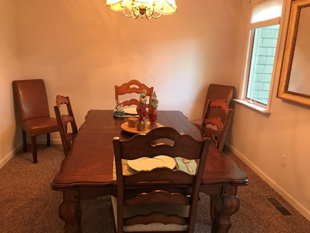 Barnstable, Centerville Cape Cod vacation rental - Formal dining room