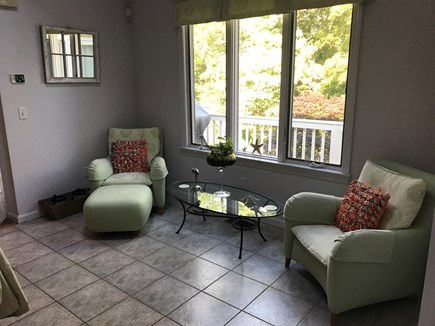 Barnstable, Centerville Cape Cod vacation rental - Breakfast nook