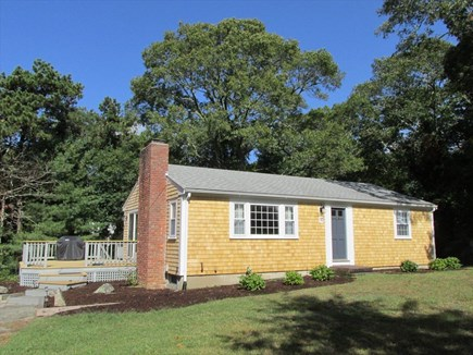 Orleans Cape Cod vacation rental - Exterior of house