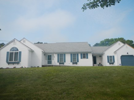 Dennis Cape Cod vacation rental - Great 1649 sq. ft house with open floor plan and 1/2 acre yard!