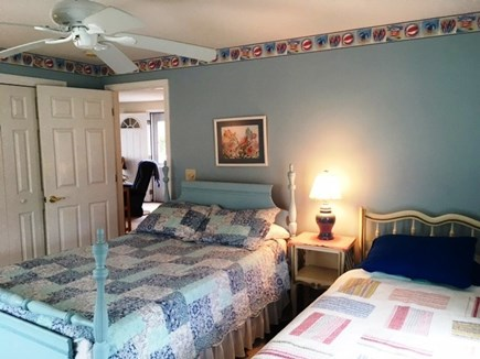 Dennis Cape Cod vacation rental - Bedroom #1 1st floor