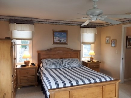 Dennis Cape Cod vacation rental - Master Bedroom 2nd floor