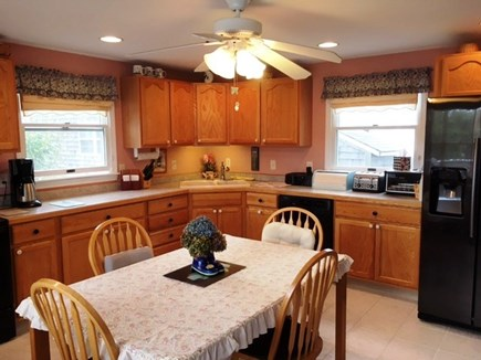 Dennis Cape Cod vacation rental - Kitchen alternate view ( dine in )