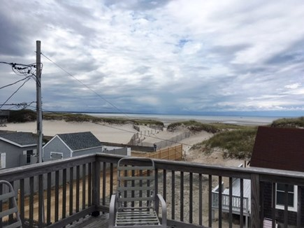 Dennis Cape Cod vacation rental - View from 2nd floor deck