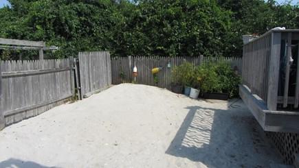 Dennis Cape Cod vacation rental - Driveway area-
