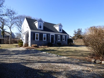East Dennis Cape Cod vacation rental - Front of house