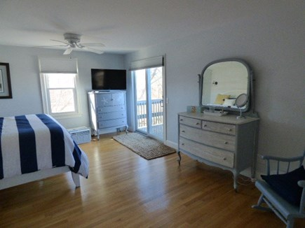 East Dennis Cape Cod vacation rental - Master bedroom with king bed