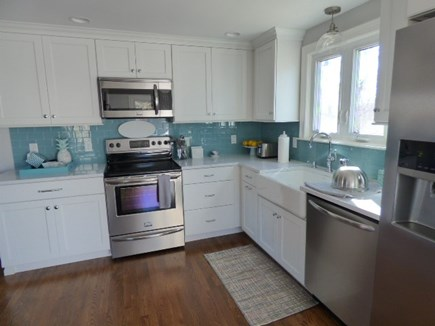 East Dennis Cape Cod vacation rental - Fabulous new Kitchen