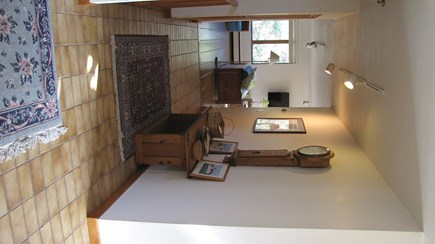 Truro Cape Cod vacation rental - Upstairs Hallway