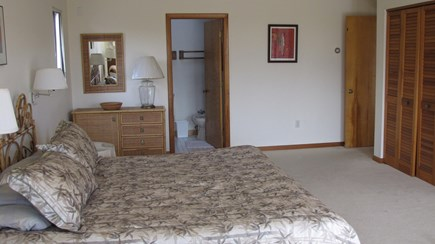 Truro Cape Cod vacation rental - Master Suite