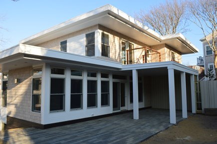 Provincetown Cape Cod vacation rental - Private patio and covered porch will have outdoor seating, grill