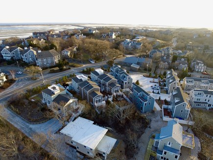 Provincetown Cape Cod vacation rental - Aerial view of the condo - only minutes to town and beaches