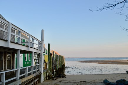 Provincetown Cape Cod vacation rental - Only a few minute walk to the beach down West Vine