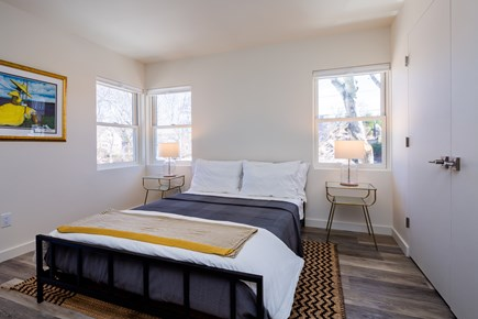 Provincetown Cape Cod vacation rental - Bedroom 2 with queen bed
