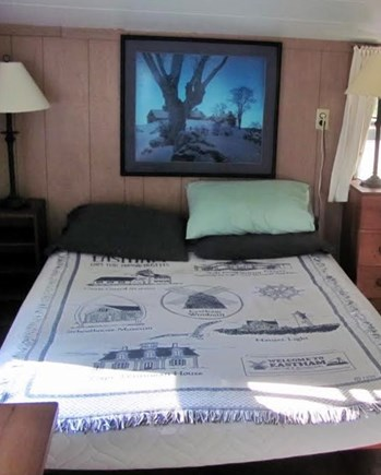 Eastham Cape Cod vacation rental - Queen-sized bed