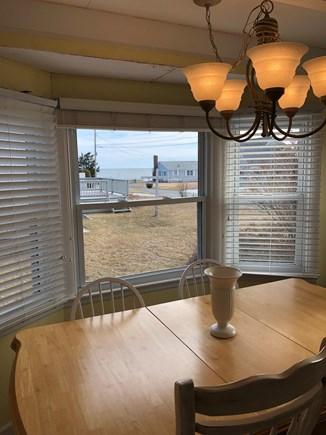 Mashpee, Popponesset Beach Cape Cod vacation rental - Ocean view from eat in kitchen