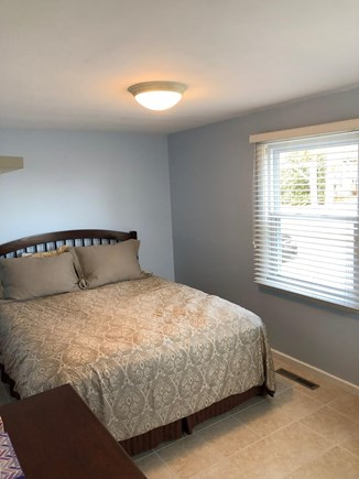Mashpee, Popponesset Beach Cape Cod vacation rental - Front bedroom with ocean views
