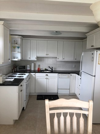 Mashpee, Popponesset Beach Cape Cod vacation rental - Updated kitchen. Ready for all your cooking needs.