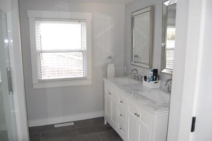 West Yarmouth Cape Cod vacation rental - Spacious master bath
