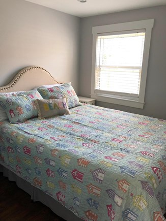 West Yarmouth Cape Cod vacation rental - First floor queen bedroom