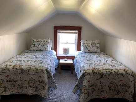 West Yarmouth Cape Cod vacation rental - Upstairs twin beds