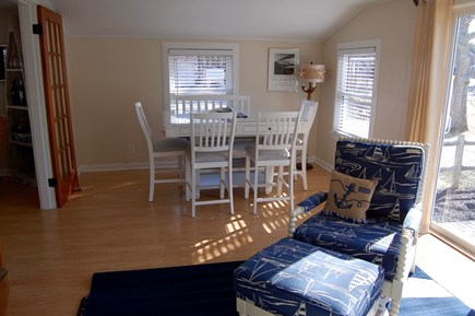 West Yarmouth Cape Cod vacation rental - Dining/game table family room
