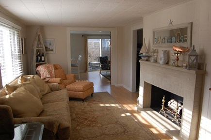 West Yarmouth Cape Cod vacation rental - Comfortable living room