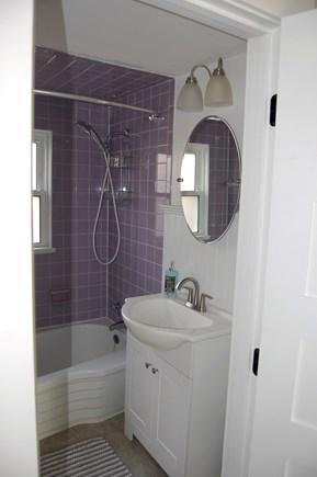 West Yarmouth Cape Cod vacation rental - Bathroom with tub