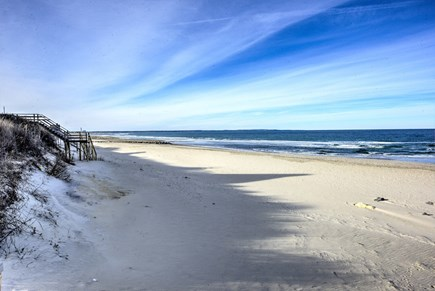East Sandwich Cape Cod vacation rental - 2 blocks to beautiful Sandwich Downs Association Beach