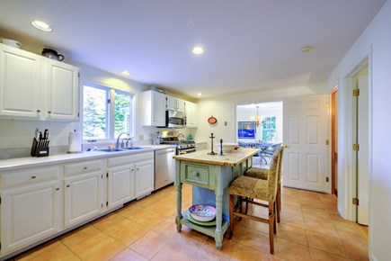 East Sandwich Cape Cod vacation rental - Updated Kitchen