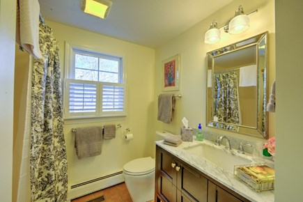 East Sandwich Cape Cod vacation rental - Full bath 1st floor