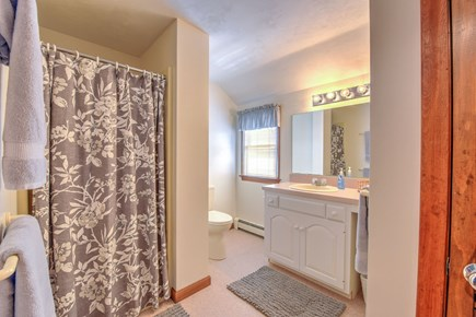 East Sandwich Cape Cod vacation rental - Full Bath on each level