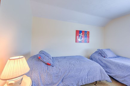 East Sandwich Cape Cod vacation rental - Bedroom with Twins on 2nd Floor
