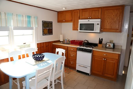 Sandwich, Town Neck Cape Cod vacation rental - Kitchen