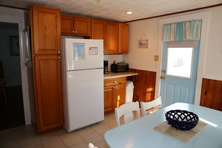 Sandwich, Town Neck Cape Cod vacation rental - Another view of the Kitchen