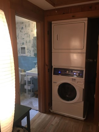Eastham Cape Cod vacation rental - Washer/dryer