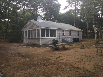 Eastham Cape Cod vacation rental - Surrounded by trees