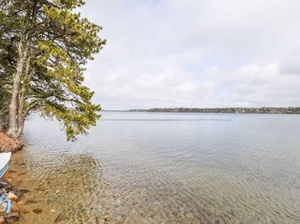 Harwich Cape Cod vacation rental - Long Pond- Sandy and Big!
