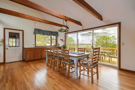 Harwich Cape Cod vacation rental - Dining With A View!