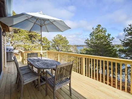 Harwich Cape Cod vacation rental - Fabulous Deck