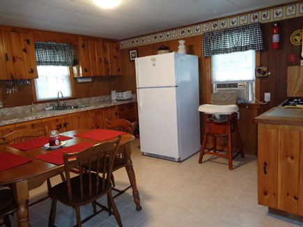 South Dennis Cape Cod vacation rental - Eat-in Kitchen
